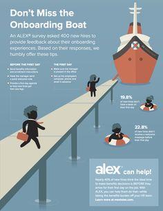 Employee onboarding tips!