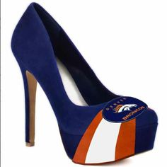 WTF?!?!?! That is just too whorish! LOL Broncos Stylin