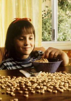 Wanna be Matilda.