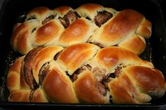 Hot Dog Buns, Hot Dogs, Hungarian Recipes, Nutella, Bakery, Dessert Recipes, Food And Drink, Favorite Recipes, Bread