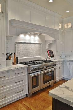 "Thermador 48"" Range Designed by Southern Kitchens Inc. Saved by Chrissy Kapp Blair Pinterest.com Instagram.com"