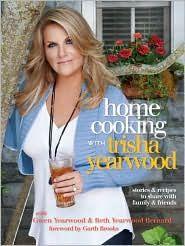 Trisha Yearwood... Love this cookbook!