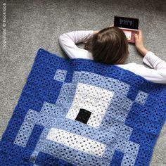 Hooklook, le crochet c'est tendance !: Pixelplaid : Le livre