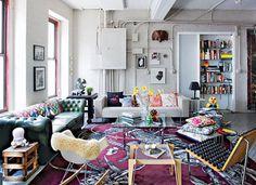 David Alhadeff's Brooklyn Loft — New York Magazine