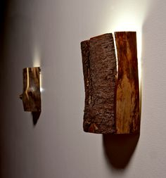 The Birds Nest Entrance Piece and Lily Lamp are examples of works that combine hand carving techniques and bending to recreate natural forms; while the Cracked Log Lamps and Spirals Lights express my...