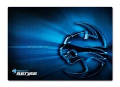 Mousepad ROCCAT Sense Chrome High Precision Gaming Mousepad, Blue (ROC-13-103) #Mousepad #ROCCAT