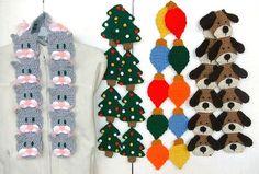 Maggie's Crochet · Whimsical Scarves