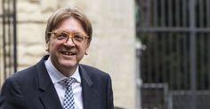 Op politiek vlak een goede man Verhofstad ! Zouden er meer van moeten zijn