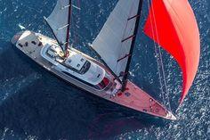 Superyacht of the week: Perini Navi's 60 metre Seahawk - Full News Archive - SuperyachtTimes.com