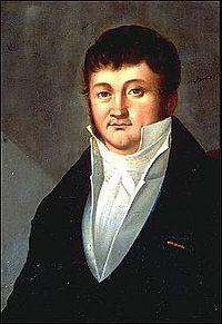 Baron Robert Charles Surcouf, Baron d'Empire (1773-1827), Corsaire, Chevalier de la Légion d'Honneur.