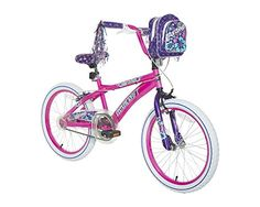 Kids' Bicycles - Dynacraft Girls Star Chaser Bike PinkPurpleWhite 20 -- Find out more about the great product at the image link.
