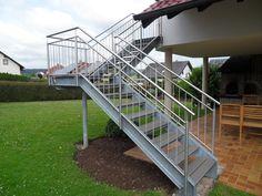 Oliver Fritz GmbH & Co.KG - Treppen außen