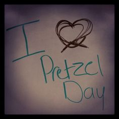 """Our """"Employee Fun Day"""" committee is at it again! They are gearing up for the big #PretzelDay distribution"""