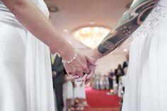 Gorgeous Civil Partnership shot at The Lucan Spa Hotel by Agata Lipinska Photography.