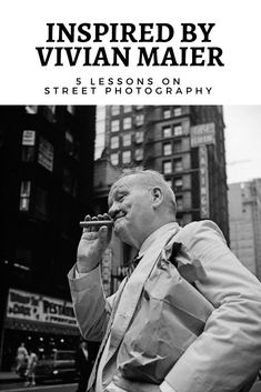 Inspired by Vivian Maier, 5 Lessons on Street Photography Street Photography Tips, Photography Words, Photography Guide, Photography Business, Travel Photography, Vivian Maier, Street Photographers, Photos, Pictures