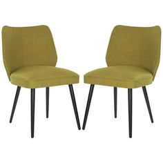 Safavieh MCR4611 Set of 2 Ethel Dining Chair
