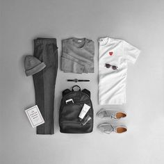 cd6c27b418c5 Casual Street Style Outfit For Young Man 16