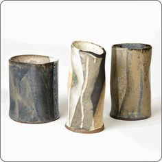 Veralee Bassler Pots - (shown in grouping)