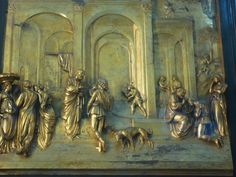 #Portadelparadiso #Battisterofirenze #Rinascimentofiorentino #Ghiberti