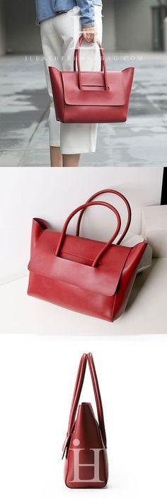Genuine Leather Tote Designer Handbag Shoulder Bag Cross Body Bag Purse For Women