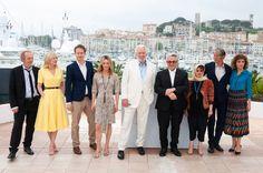 Festival de Cannes - Le jury au complet