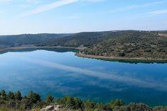 No todos los gigantes de La Mancha tienen aspas  Laguna del Rey Ruidera #photography