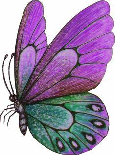 Butterfly Quilt, Butterfly Drawing, Butterfly Painting, Butterfly Watercolor, Butterfly Crafts, Butterfly Wallpaper, Watercolor Art, Art Papillon, Dragonfly Art