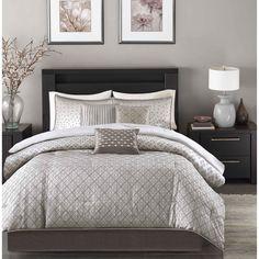 M BEDROOM // Madison Park Pensacola 7-piece Comforter Set - Overstock Shopping - Great Deals on Madison Park Comforter Sets