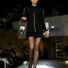 Colecção outono/inverno 2012 Andreia Marques saia e camisa skirt and shirt