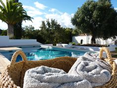 Casa Arte Pool Hotels In Lagos Portugal, Hotel Algarve, Tolle Hotels, Spain, Farmhouse, Outdoor Decor, Design, Travel, Bucket