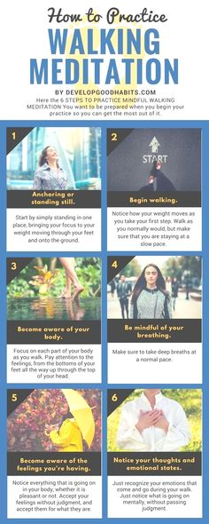 What Is Walking Meditation? (How to Build This Mindfulness Habit) Walking meditation: what is it? How does it help you destress and think creativly? Read the full article to find out. Zen Meditation, Walking Meditation, Meditation Benefits, Meditation For Beginners, Meditation Techniques, Chakra Meditation, Meditation Practices, Meditation Scripts, Buddhism For Beginners