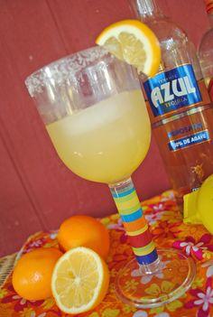 Cocktails Cocktails Cocktails  !!!  Meyer Lemon Margarita