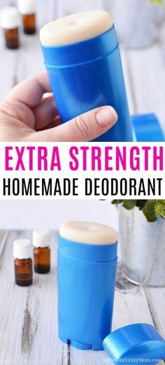Try this homemade deodorant recipe. Coconut oil deodorant is the best all natural deodorant. You will love how well this all natural deodorant recipe works. It works great and is budget friendly. Plus, it's very quick and easy to make! Diy Deodorant, Coconut Oil Deodorant, Essential Oil Deodorant, Deodorant For Women, Essential Oils, Home Made Deodorant Recipes, Best All Natural Deodorant, Homemade Natural Deodorant, Homemade Beauty Products