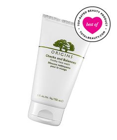 Best Oil-Control Product No. 13: Origins Checks and Balances Frothy Face Wash, $22