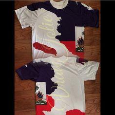 Unisex- Flag Shirt · Vraie Jolie · Online Store Powered by Storenvy