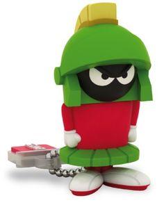EMTEC L107 Looney Tunes 4 GB USB 2.0 Flash Drive (Marvin the Martian) Emtec Electronics,http://www.amazon.com/dp/B00AGXZGFA/ref=cm_sw_r_pi_dp_gyoEtb1G61RH2P3S