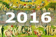 Overzicht van de schilderijen van Jeroen Bosch