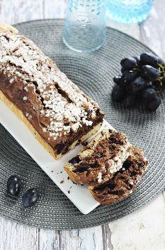 Szőlős-csokis gyümölcskenyér Tiramisu, Ethnic Recipes, Food, Essen, Meals, Tiramisu Cake, Yemek, Eten