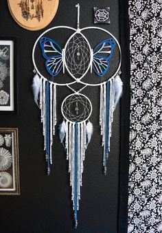 Butterfly Expansion Dream Catcher