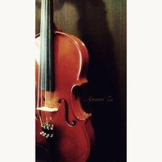 My viloin ❤️❤️❤️ #violin #music #capture