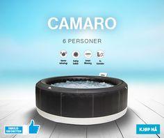 Spamøbler | MSPA Amazon Echo, Spa