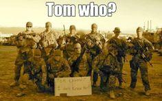 Tom Cruise cree que su trabajo es comparable al de un SEAL. Exacto, Tom Cruise se atrevió a decir que su trabajo es igual de duro como el de un SEAL, cosa que le valió la reprobación de otro peso pesado en Hollywood como Mark Whalberg  El caso es que unos Seals de verdad dan su opinión. Elegante pero clara y punzante. Fantásticos :) #SEALS #airsoft #tomcruise
