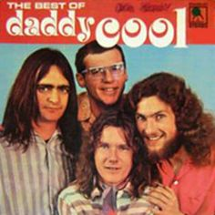 Daddy Cool Australian Band Heavy Rock Record Producer Music