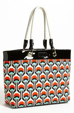 Milly 'Tribal' Canvas Tote | Nordstrom