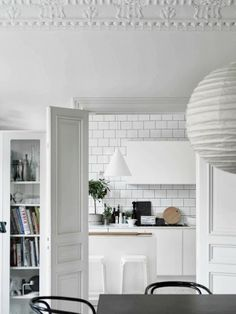 Scandinavian interior. at Lotta Agaton's.