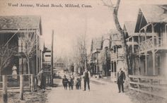 Image result for Wood Ave, Milford, CT