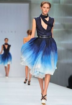 Image result for ombre fashion