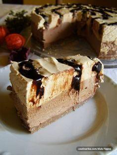 Provereni recepti by Maja Babić: Torta Jasenka Torte Recepti, Kolaci I Torte, Baking Recipes, Cookie Recipes, Dessert Recipes, Sweet Desserts, Sweet Recipes, Classic Chocolate Cake Recipe, Torta Recipe