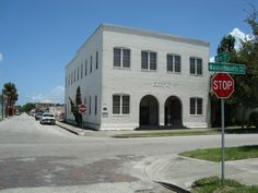 Grand Army of the Republic meeting hall in St Cloud, Florida, built in 1914.