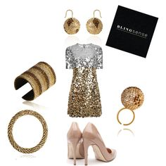 How To Wear blingsense jewelry 2 Outfit Idea 2017 - Fashion Trends Ready To Wear For Plus Size, Curvy Women Over 20, 30, 40, 50